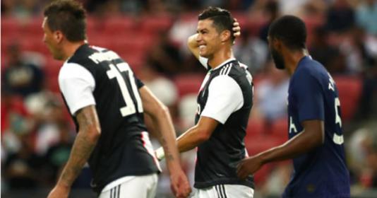 5 điểm nhấn Juventus 2-3 Tottenham: Ronaldo không cứu được Sarri-ball | Bóng Đá