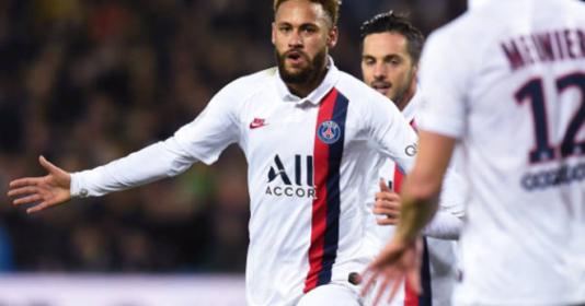 Neymar chói sáng, PSG ngược dòng ngoạn mục trước Montpellier | Bóng Đá
