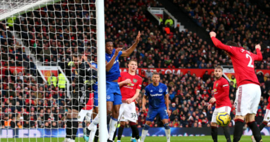 Bàn thua tai hại, Man United chia điểm cay đắng trước Everton   Bóng Đá