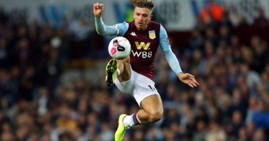 Jack Grealish: Ngôi sao số 1 của Aston Villa   Bóng Đá