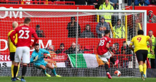 TRỰC TIẾP Man United vs Watford: Fernandes xuất trận | Bóng Đá