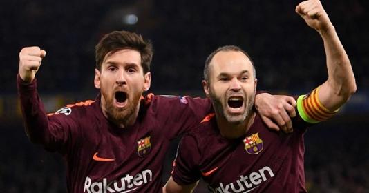 """""""Messi là cầu thủ xuất sắc nhất, nhưng Iniesta hoàn toàn khác biệt"""""""