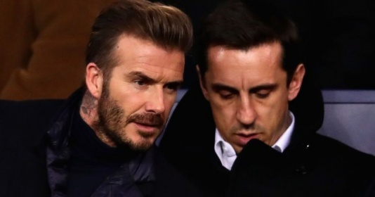 Gary Neville tiết lộ từng ngăn cản Beckham rời khỏi Man United
