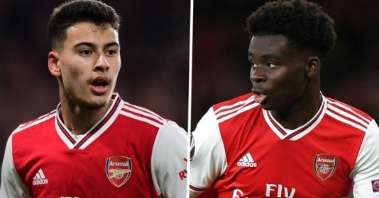 Martinez chỉ ra 2 ngôi sao sẽ đạt đẳng cấp thế giới tại Arsenal | Bóng Đá