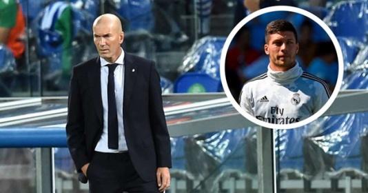 Bị nghi giam cầm Jovic, Zidane nói thẳng nguyên nhân   Bóng Đá