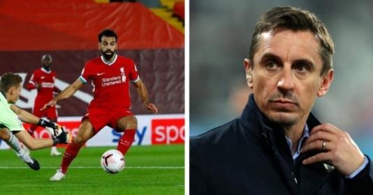 Gary Neville: Salah có hành động quá ích kỷ   Bóng Đá
