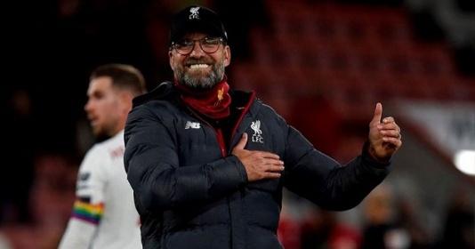 Jurgen Klopp khen ngợi tập thể Liverpool đang sở hữu | Bóng Đá