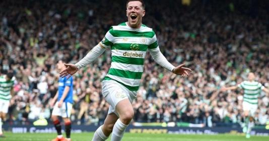 Leicester hỏi mua Callum McGregor của Celtic với giá 25 triệu bảng | Bóng Đá