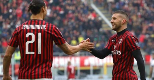 ''Những con số không nói dối, AC Milan đang có tiến triển'' | Bóng Đá