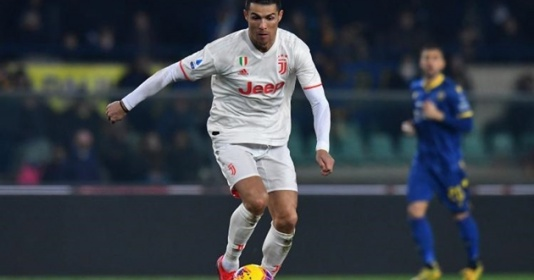 Hãy nhìn xem, Juventus đang phụ thuộc vào Ronaldo như thế nào? | Bóng Đá