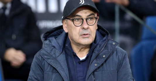 Hãy nhìn xem, Sarri đang phải chịu nhiều bất công ở Juventus! | Bóng Đá