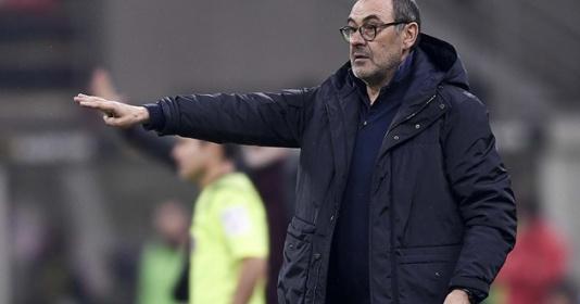 """Juventus thoát hiểm vào phút cuối, Sarri vẫn nói """"cứng"""""""
