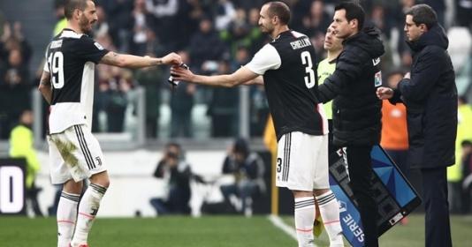 Đây, khoảnh khắc có ý nghĩa hơn cả 1 chiến thắng với Juventus | Bóng Đá
