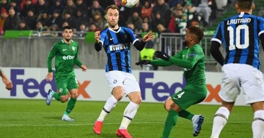 """""""Tôi hạnh phúc vì Eriksen làm điều đó cho Inter Milan""""..."""