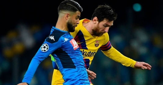 Thật vinh dự khi được trao đổi áo với Messi   Bóng Đá