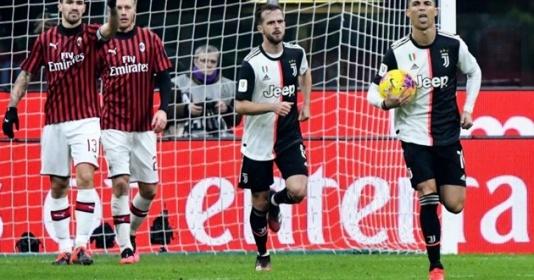"""CHÍNH THỨC: Lega Serie A ban hành luật mới trước """"đại chiến"""" Juventus - AC Milan"""