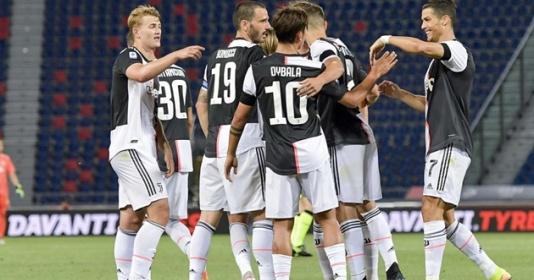 ''Với những cái tên đó, Serie A đã trở lại là giải đấu hàng đầu'' | Bóng Đá