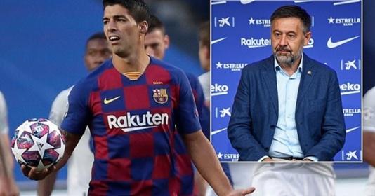 XONG! Chủ tịch Barca xác nhận tương lai của Suarez, Lautaro và Depay