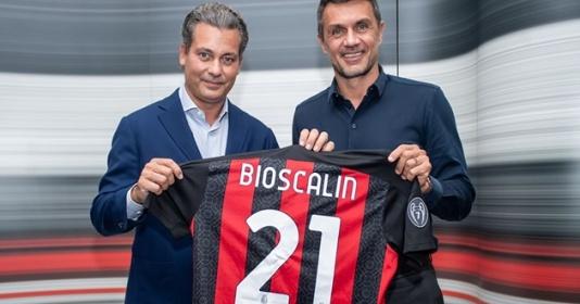 CHÍNH THỨC: AC Milan gia hạn hợp đồng với Bioscalin | Bóng Đá
