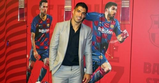 Suarez phản ứng ra sao khi Koeman yêu cầu rời Barca?