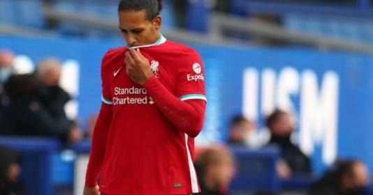 """""""Liverpool sẽ giành chiến thắng vì Van Dijk"""""""