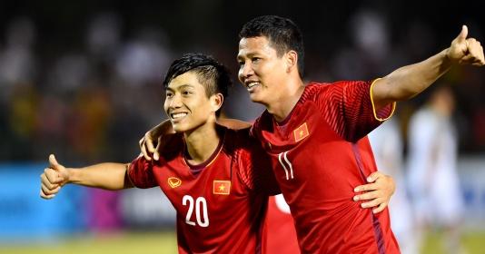 Chính thức: Văn Quyết, Anh Đức vắng mặt ở ĐT Việt Nam tại VCK Asian Cup 2019