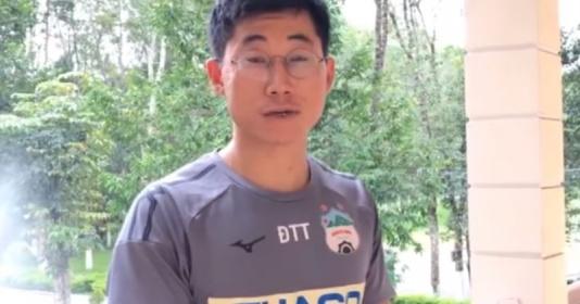 Quyết tâm chơi lớn, HAGL chiêu mộ thêm trợ lý người Hàn Quốc | Bóng Đá