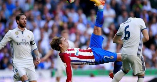 01h45 ngày 11/05, Atletico vs Real Madrid: Cơ hội nào cho chủ nhà? | Bóng Đá