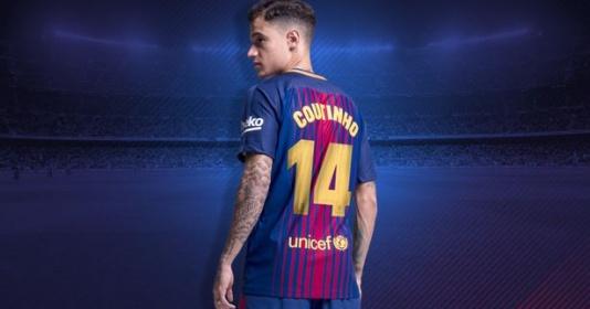 Philippe Coutinho: Người thừa kế chiếc áo số 8 của Iniesta (P3)