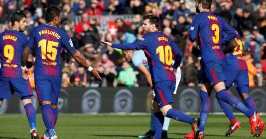01h45 ngày 01/04, Sevilla vs Barcelona: Phân tán tư tưởng