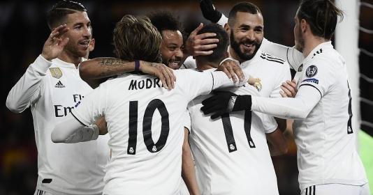 Tự bắn vào chân, AS Roma dâng tặng 3 điểm cho Real Madrid