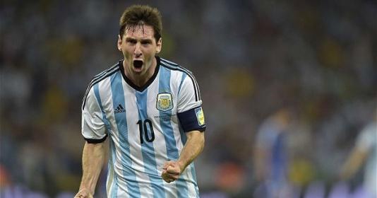 Không Messi, Argentina đừng mơ World Cup 2018 | Bóng Đá