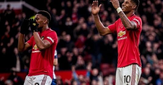 Mặc Martial - Rashford thăng hoa, Man Utd vẫn theo dõi sát 3 tiền đạo | Bóng Đá