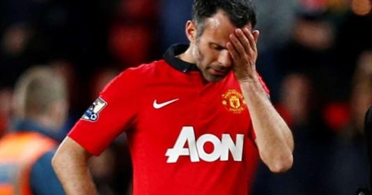Ryan Giggs được đánh giá quá cao ở Man Utd | Bóng Đá