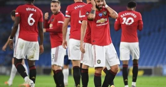 CHÍNH THỨC! Man Utd ra sân với ĐH trong mơ trận gặp Bournemouth | Bóng Đá