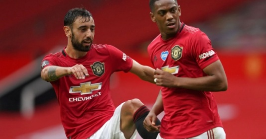 Man Utd sắp lập kỷ lục khủng chưa từng có tại Premier League | Bóng Đá