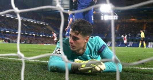 Kepa Arrizabalaga là thủ thành tệ hại nhất lịch sử Premier League?   Bóng Đá