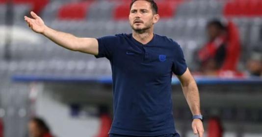 Thua thảm, Chelsea lập hàng tá kỷ lục tệ hại khiến Lampard xấu hổ   Bóng Đá