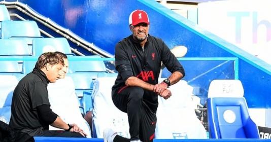 Jurgen Klopp chỉ rõ lý do nổi đóa ở trận thắng Chelsea   Bóng Đá