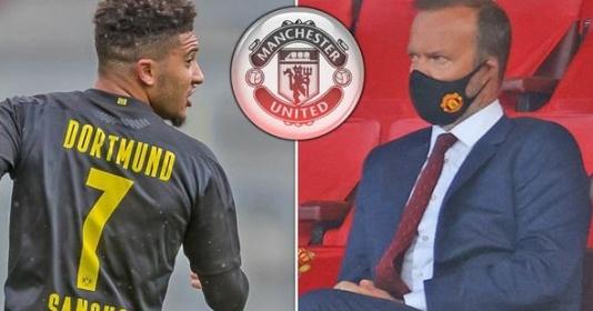 Man Utd gửi đề nghị kỷ lục ký Sancho, Dortmund liền từ chối | Bóng Đá