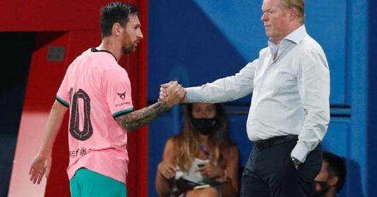 """Koeman: """"Barcelona không phải ƯCV vô địch Champions League"""""""