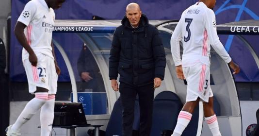 Real Madrid lập kỷ lục tệ hại sau 34 năm | Bóng Đá