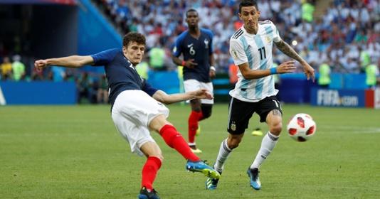 Bàn thắng của Pavard vào lưới Argentina đẹp nhất World Cup 2018 | Bóng Đá