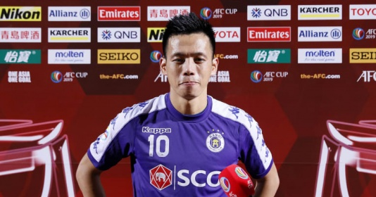Trang chủ AFC: Văn Quyết - người hùng mang chiến thắng tặng NHM Hà Nội | Bóng Đá