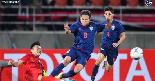 VFF chuẩn bị đâm đơn kiện tuyển thủ Thái Lan vì pha triệt hạ Quế Ngọc Hải