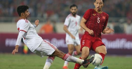 Báo Hà Lan nói 1 điều về màn trình diễn của Đoàn Văn Hậu ở trận UAE | Bóng Đá