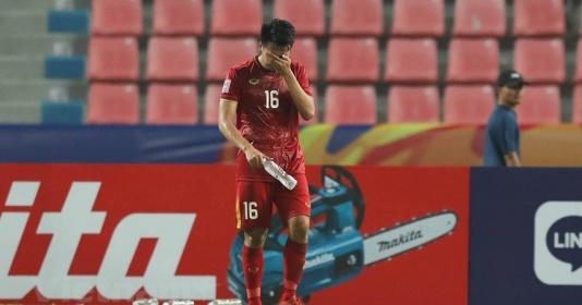 Lá chắn thép U23 Việt Nam nói lời ruột gan sau thất bại của đội nhà | Bóng Đá