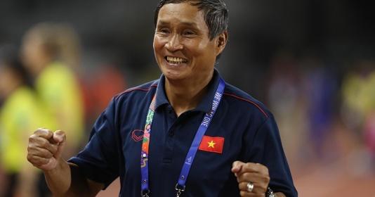 Thua đậm Hàn Quốc, HLV Mai Đức Chung nói gì về ĐT Việt Nam?