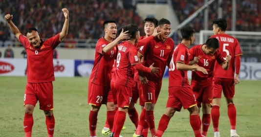 Báo châu Á: Ở Đông Nam Á, ĐT Việt Nam vẫn là số 1 | Bóng Đá