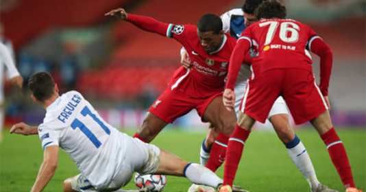 Thủng lưới 2 bàn trong 4 phút, Liverpool thua trắng Atalanta | Bóng Đá